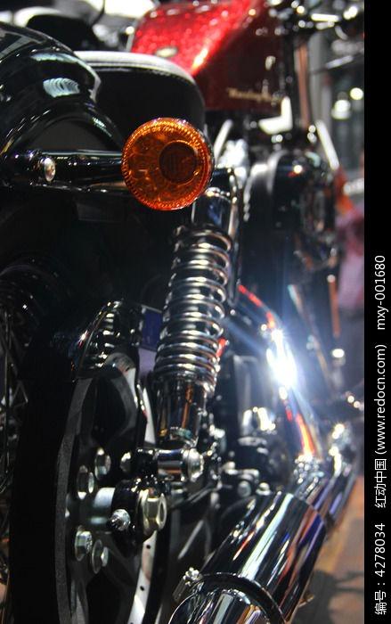 摩托单缸分电器电路图