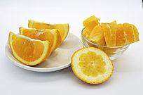 橙子瓣块皮
