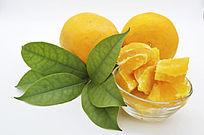 橙子块造型