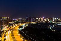 郑州东区内环路