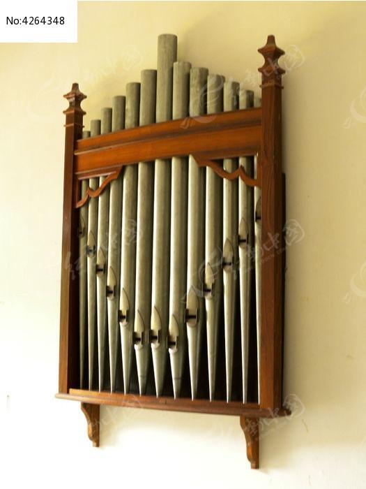 风琴管图片