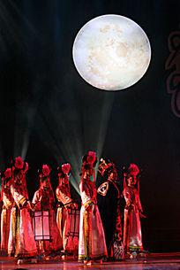 《蒙古风》民族乐舞史诗圆月
