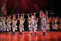 蒙古民族乐舞史诗 弓舞单人