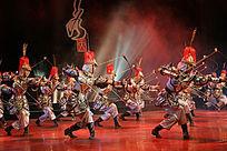 民族乐舞史诗 弓舞单人舞