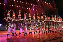 民族乐舞史诗《蒙古风》弓舞单人