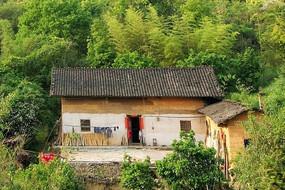 柳州乡间农家
