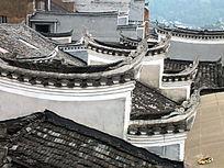 广西桂林杨堤古城古镇建筑图片