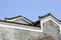 广西桂林杨堤古城古镇建筑外观图片