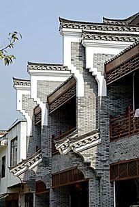 桂林杨堤古镇建筑
