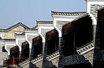 桂林杨堤古镇建筑外观