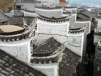 湖南古城建筑图片
