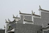 湖南湘西乾州古城建筑
