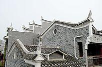 湖南湘西乾州古城建筑图片