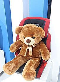 汽车儿童座椅-小熊