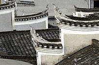 湘西凤凰古城筑外观图片