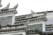 湘西乾州古城古建筑图片