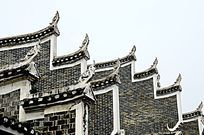 湘西乾州古城古镇古建筑特写图片