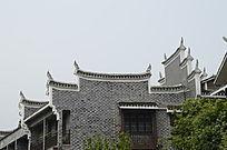湘西乾州古城古镇古建筑图片