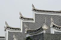 湘西乾州古城建筑图片