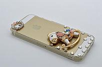 小马雪橇手机壳