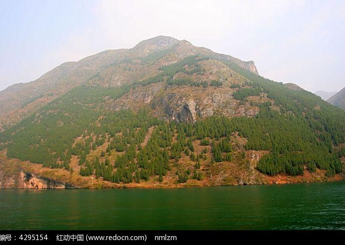 重庆巫山山林风光