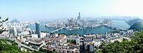 柳州城市全景风光图片
