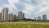 郑东新区高层住宅楼
