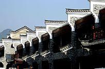 桂林杨堤古镇建筑外观图片
