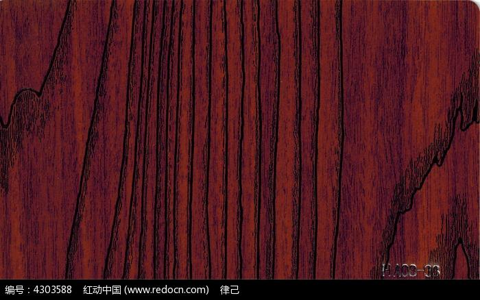 红色橡木木纹树木材质贴图高清质感木板图片