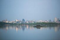 杭州西湖城市风景