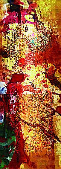 欧美油画抽象艺术