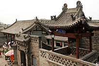 平遥古城古老建筑