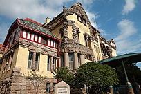青岛欧式老建筑---提督府(现更:迎宾馆)