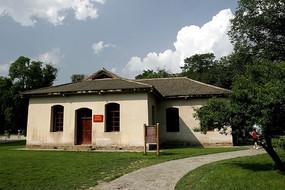 枣园中共中央书记处礼堂