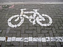 自行车停车位