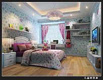 儿童房效果图片