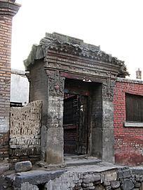 古老的民宅