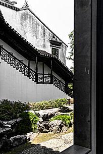 江南的古代房屋建筑