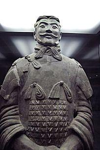 秦始皇兵马俑将军俑