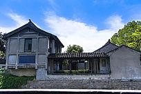 苏州木渎古镇的特色建筑