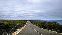 澳洲热带雨林公路