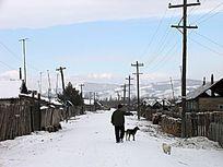 边境村庄太平川