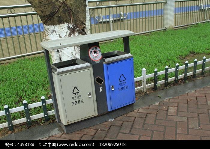 分类垃圾桶图片,高清大图