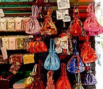 卖包包的小店