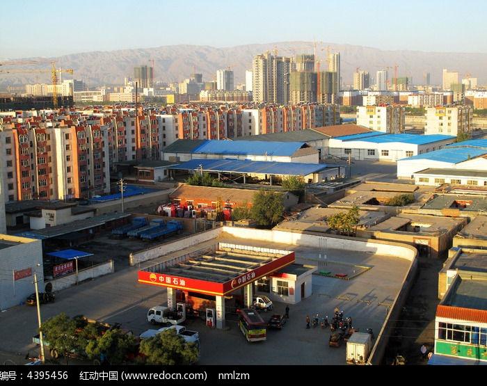 武威市建筑群