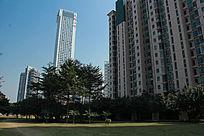 珠海的高楼