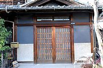 日式别墅移门