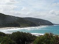 澳洲岛屿热带海洋