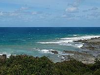 岛屿热带海洋