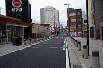 宁静的街道